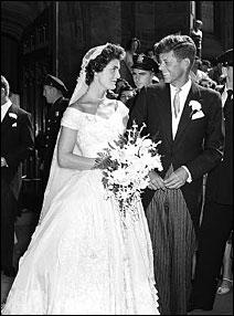JFK wedding picture