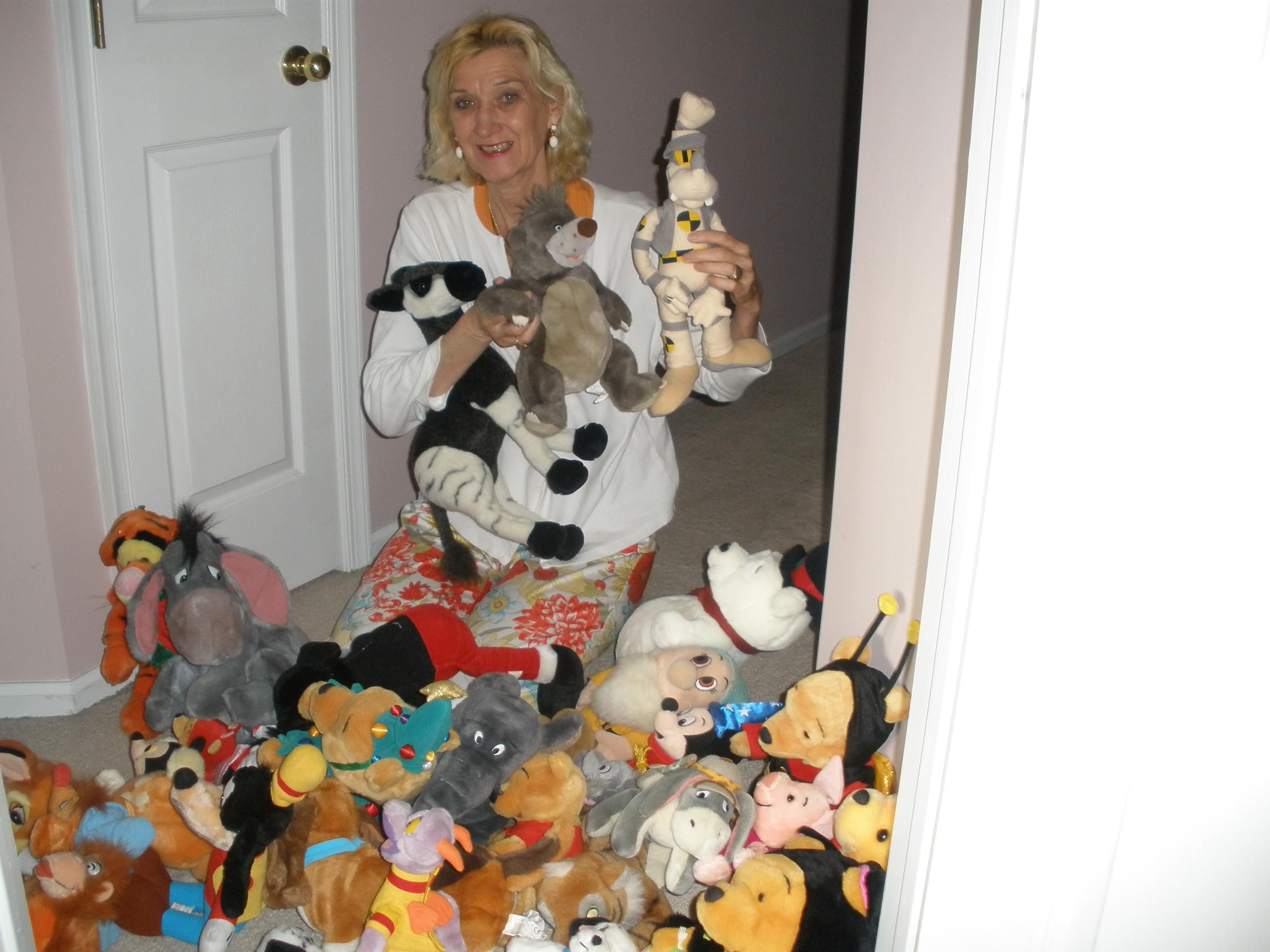 Donate New Stuffed Animals