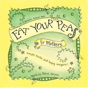 eat your peas book cover