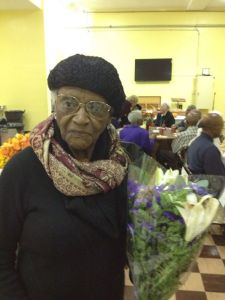 104 year old lady salem senior center