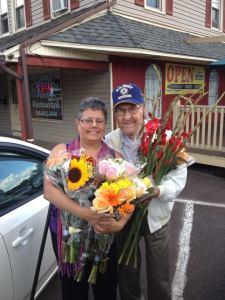 bob and edie flowers duck deli
