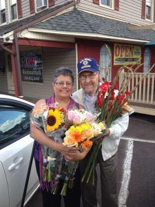 bob and edie flowers duck deli