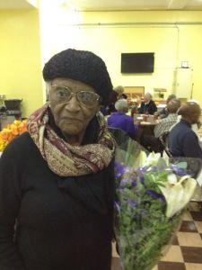 104 year old lady salem senior center