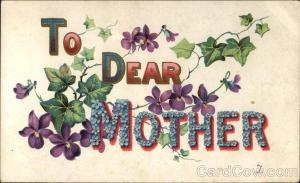 To Dear Mother